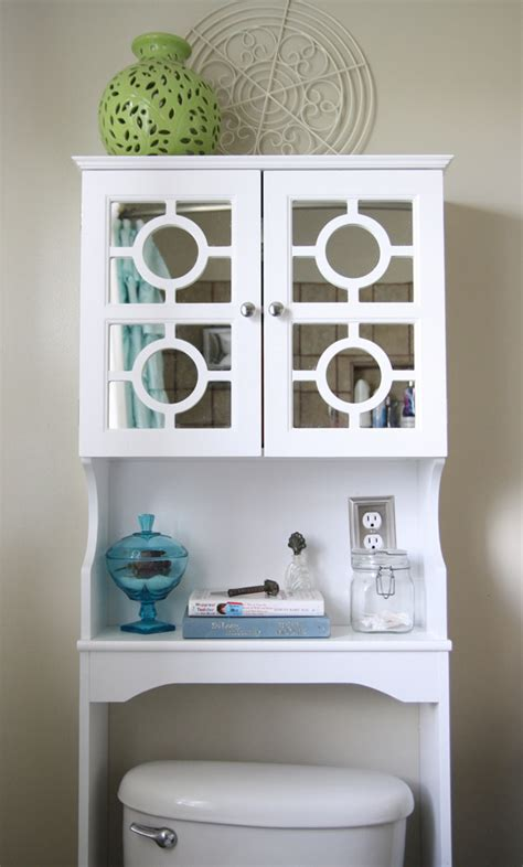 bathroom storage above toilet 10 clever ideas for a tiny bathroom refurbished ideas