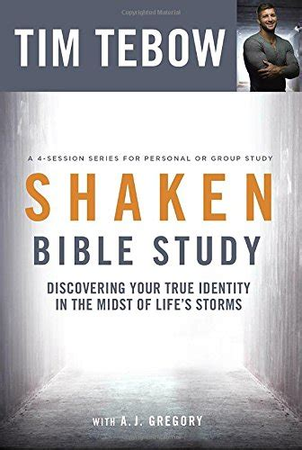 rally a personal growth bible study books shaken bible study discovering your true identity in the