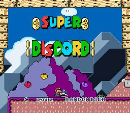 discord hack discord hack demo updated kaizo hacks smw central