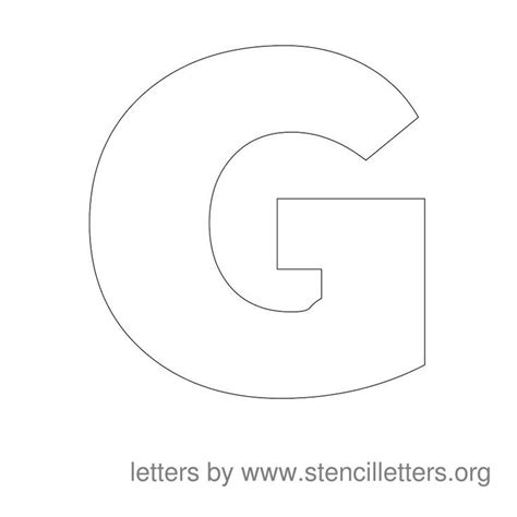 large printable letter x large stencil letters a z printables learning letters