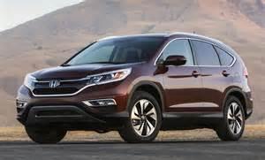 2015 Honda Crv For Sale Front Quarter View