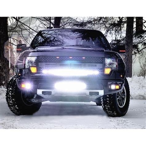 lada strobo 7 5 quot 36w cree road led light bar automo lighting