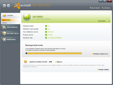 avast pro antivirus 2013 v8 0 1482