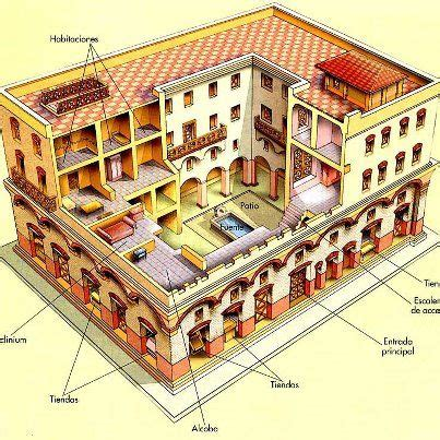 Roman Insula Floor Plan 23 best roma insulae images on pinterest ancient rome