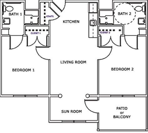 floor plans for retirement homes looks wheelchair accessible screened porch is a nice touch amenities floor plans keystone commons