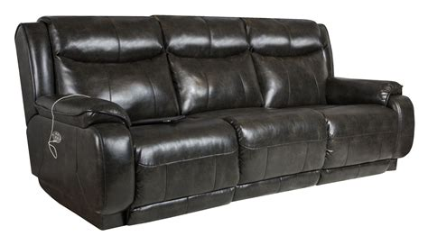 southern motion sofa with power headrest southern motion velocity 875 61p reclining sofa