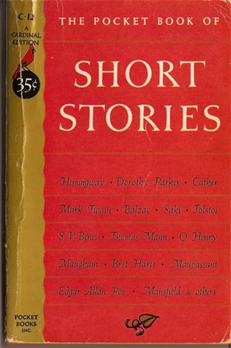 story a novel books the pocket book of stories american and