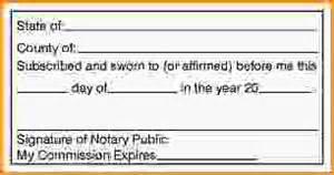 Notary Tx Notary Format Vertola