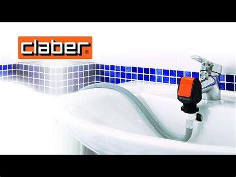 hook  garden hose   sink faucet claber youtube