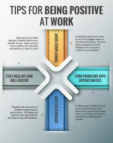 How to be positive at work | Visual.ly