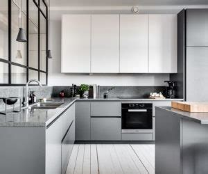 modern gray kitchen cabinets | rapflava