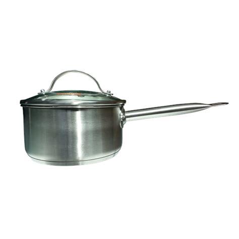 Panci Stainless 16cm Ozone jual panci sauce pan fincook stainless steel sp1605ssgl 16cm murah harga spesifikasi