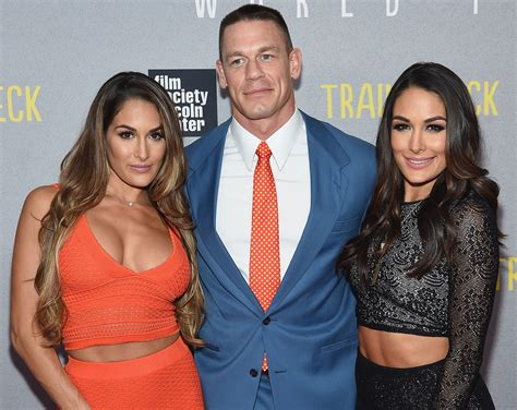 nikki bella and john nikki bella to make first appearance since john cena split