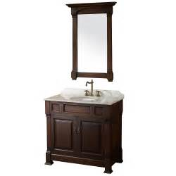 cherry bathroom vanity cabinets 36 quot andover 36 cherry bathroom vanity bathroom