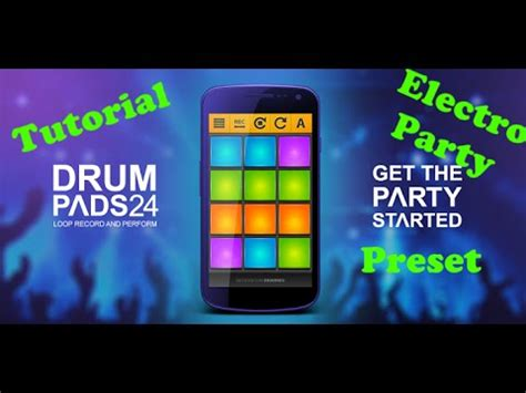 download tutorial drum pads 24 full download drum pads 24 electro party