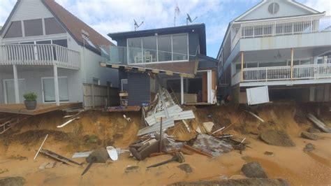 Collaroy Beach Loses 50 Metres After Australia Storm Collaroy House