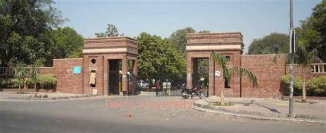 Delhi University all Details