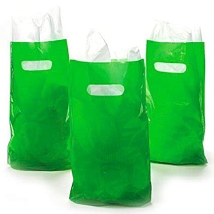 treat / goody plastic bags ~ party favor (package of 50