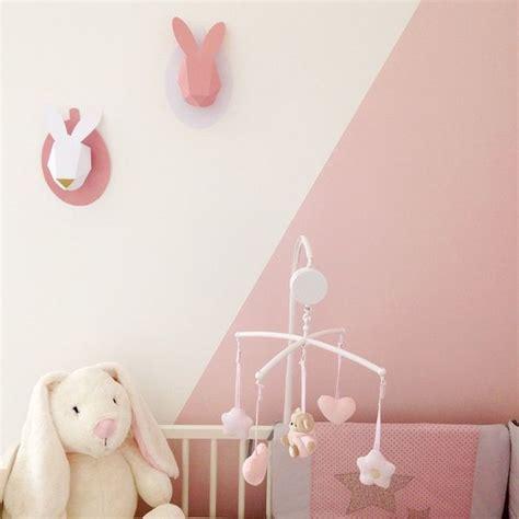 décoration chambre bébé fille et gris chambre 187 chambre b 233 b 233 poudre 1000 id 233 es sur la