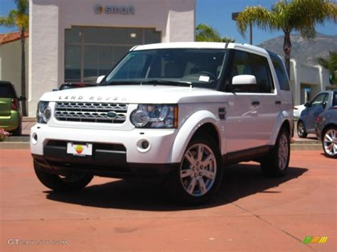 2011 Fuji White Land Rover Lr4 V8 49799024 Photo 6