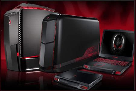dell alienware gaming systems loaded with steam techshout