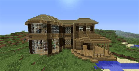minecraft good houses   Minecraft Seeds For PC, Xbox, PE