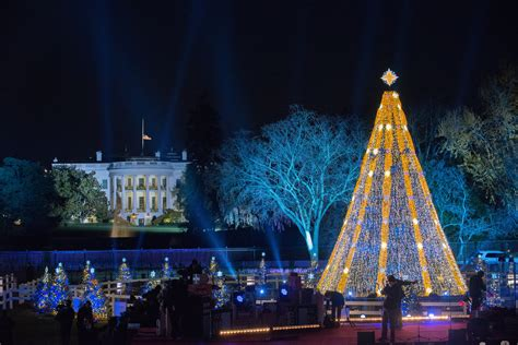 tcu tree lighting 2017 preview the 2017 national christmas tree lighting