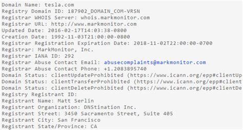 tesla domain tesla archives domain name wire domain name news
