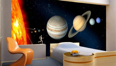 childrens bedroom space theme space bedroom wallpaper bukit