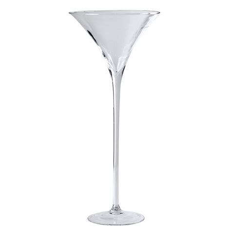 Large Martini Vases 70cm martini glass wedding mall