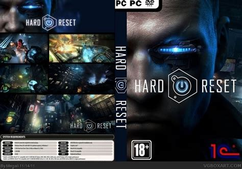 resetting gba games hard reset pc box art cover by megali