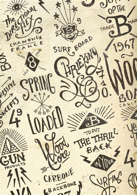 designspiration hand type typography mrs lipke s art class