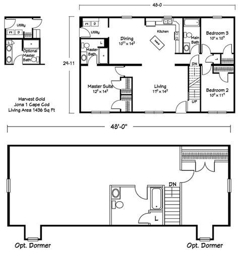 ritz craft modular home floor plans 36 best images about cape cod homes on pinterest norfolk