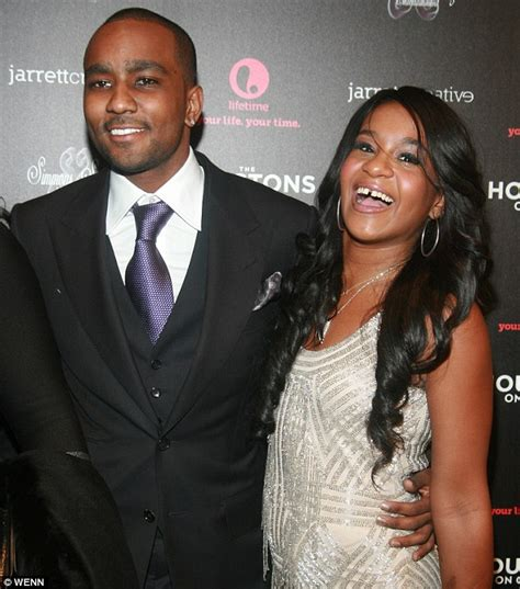 bobbi kristina brown drunk has passed out in bathtub bobbi kristina brown s boyfriend nick gordon on suicide