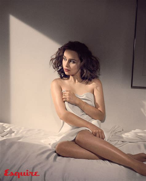 Named Sexiest by Holy Of Dragons Emilia Clarke Named Sexiest
