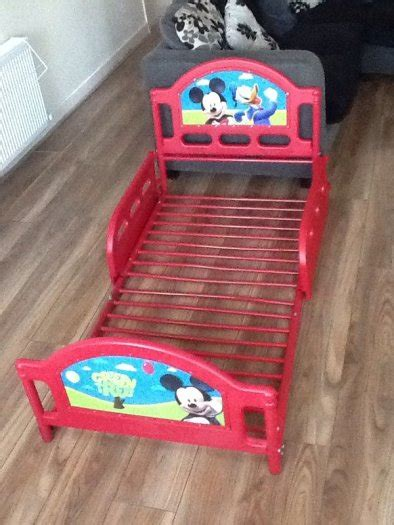 Mickey Mouse Bed Frame Free Mickey Mouse Single Bed Frame For Sale In Ballybrack Dublin From Yvette1