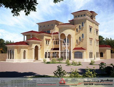 villa design by roots engineering consultants safeer engineering consultants