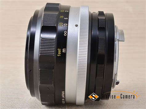 Nikon F1 2 nikon nikkor s 55mm f1 2