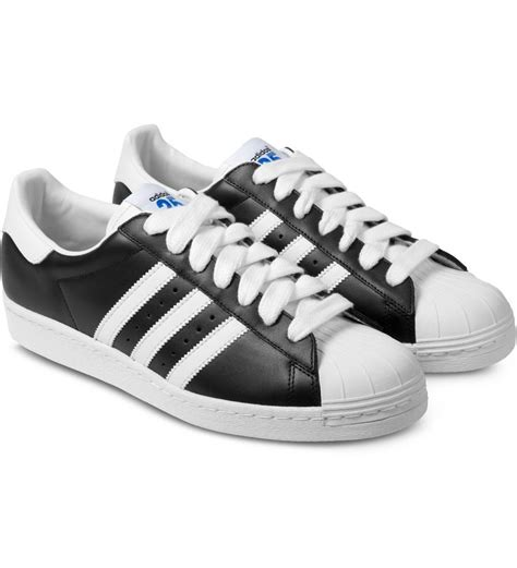 Pioneer Shoes Original Winky White adidas superstar 80s nigo black