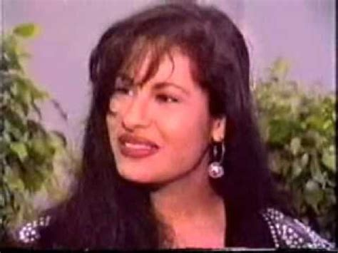 selena quintanilla biography in english selena quintanilla perez two interviews feb 93 feb 94
