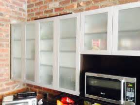 aluminum kitchen cabinet doors aluminum frame glass cabinet doors with frosted painted