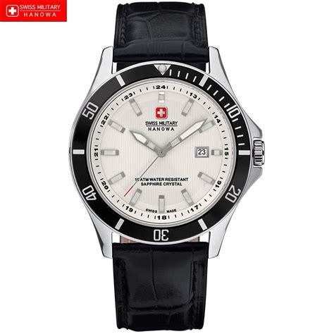 swiss watches swiss hanowa 6 4161 7 04 001 07 s black