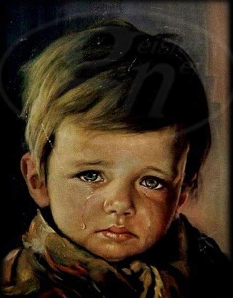 painting boy phantasmic oracles the curse of the boy painting
