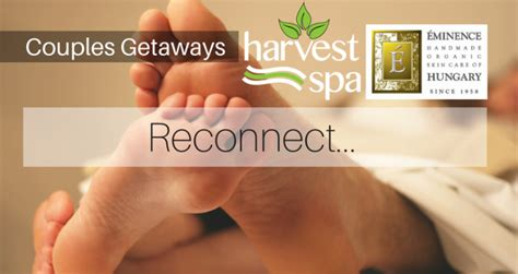 Couples Retreat Packages Stevenson Farms And Harvest Spa A Boutique Country B B