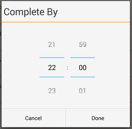android layout width in style dialog creating timepickerdialog with custom style in