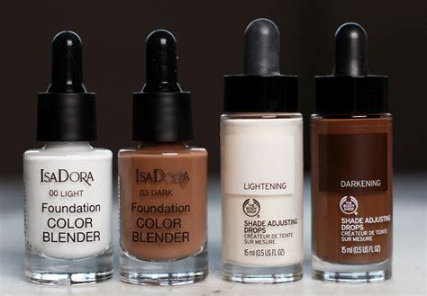 color blender isadora foundation color blender 00 light 03