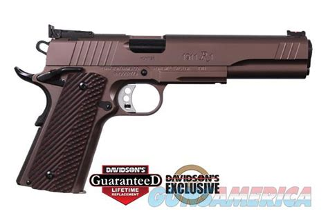 oil ls for sale remington 1911 r1 ls oil rubbed bronze pvd 10mm for sale