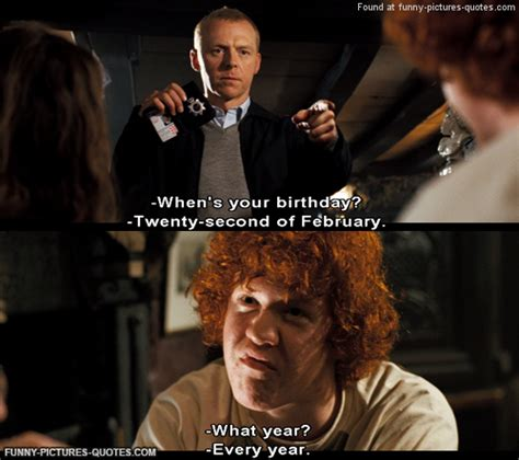 funny hot fuzz quotes happy birthday guy from hot fuzz funny pictures and quotes