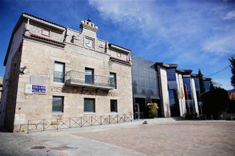 oficina de empleo collado villalba el ayuntamiento de collado villalba oferta 38 puestos de