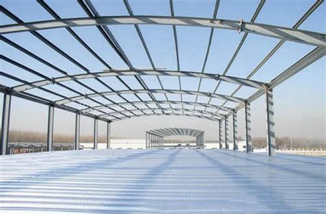Steel Structure Shed by Steel Structure Engineer For Technology Solutions